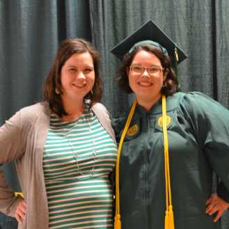 Melanie's Graduation from George Mason