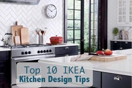 top 10 ikea kitchen design tips