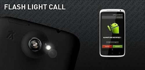 Flash Light Call