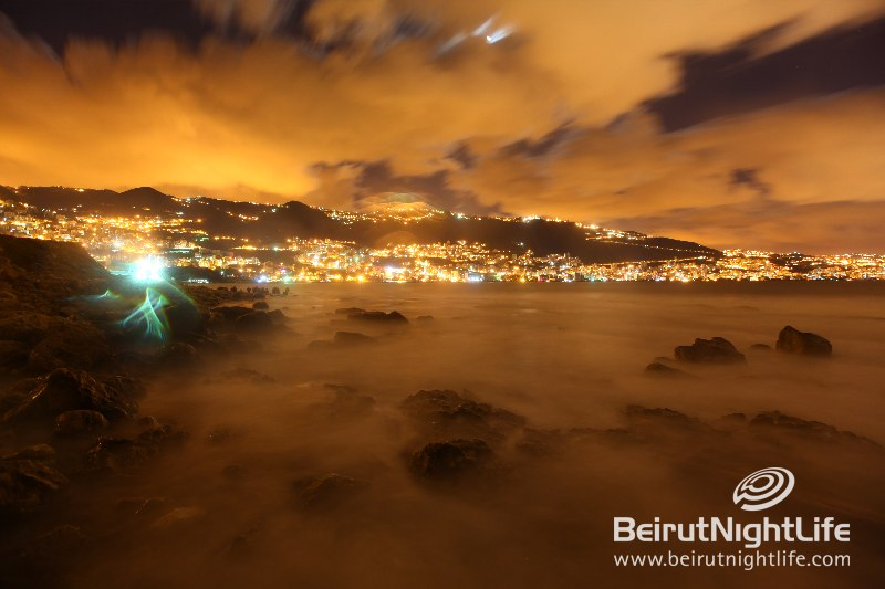Beirut from the Sea- The Essence of Charm