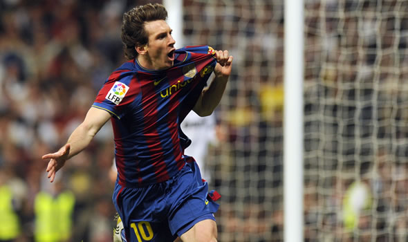 Barcelona teach Real Madrid the Art of Playing Soccer