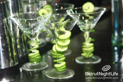 HORECA 2010: Bartender Competition