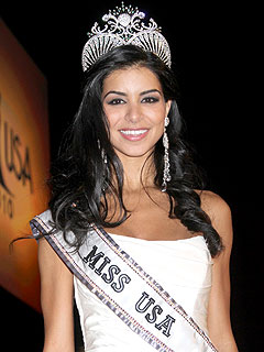 Miss Michigan Crowned Second Ever Arab-American Miss USA