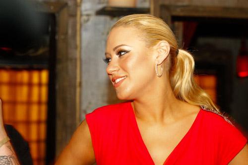 Kaya Jones at Sepia