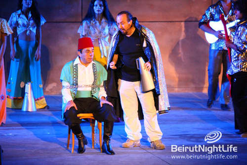 Baalbeck International Festival 2010: Too Much Love will kill you