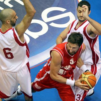 Lebanon guns down Jordan in Stankovic Cup 2010