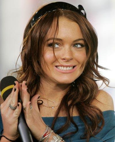 Lindsay Lohan back to jail.. AGAIN!!