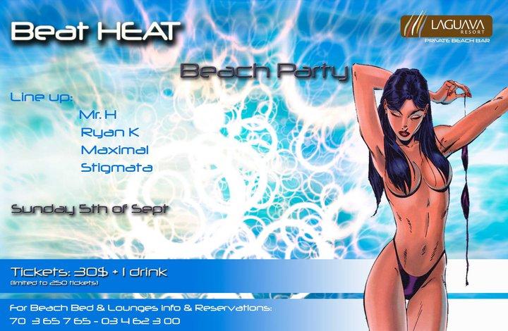 Beat Heat at Laguava