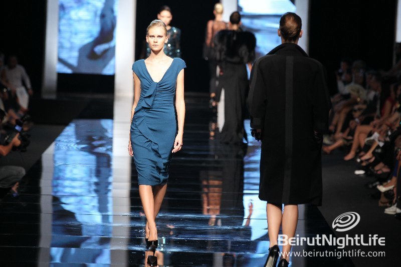 Elie Saab Revives Lebanon as Fashion Capital