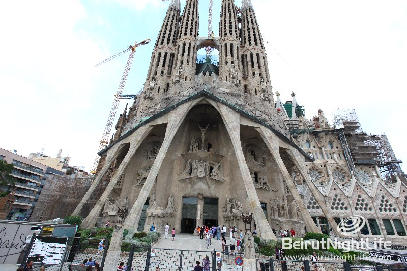 Around the World: Barcelona, Spain