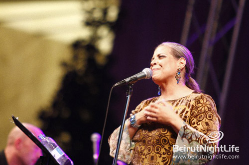 Beirut Jazz Festival 2010 Day 2: Patti Austin