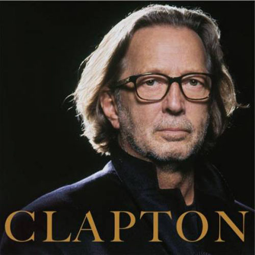 'Clapton' new album from Eric Clapton