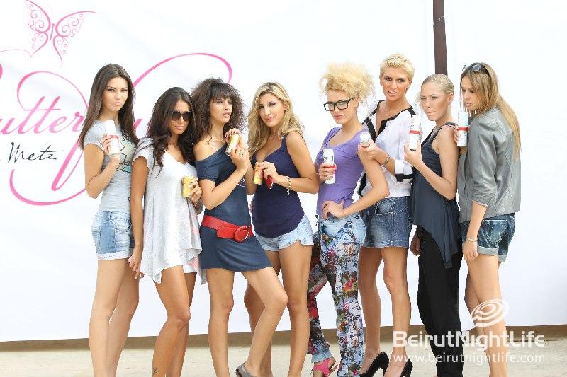 Models & Bottles at Cyan