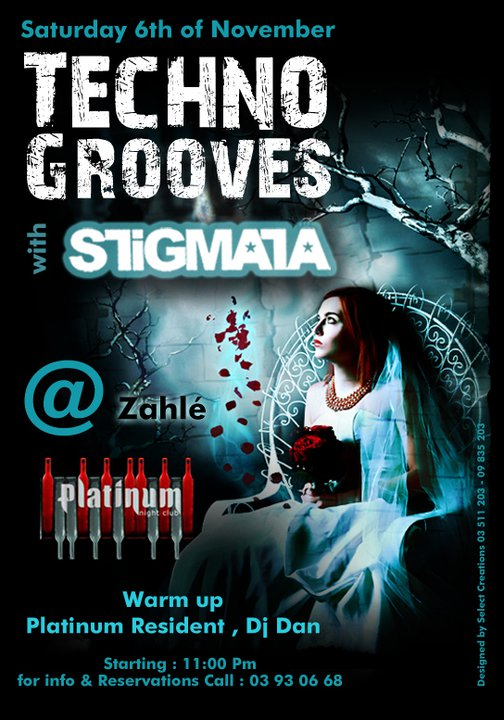 STIGMATA At Platinum Zahleh