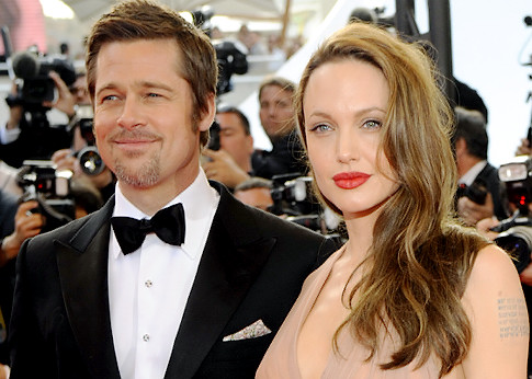Angelina and Brad: Secret Marriage?