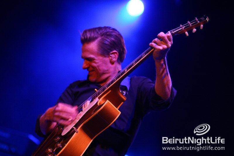Bryan Adams Rocks Thousands in Beirut for a Cause