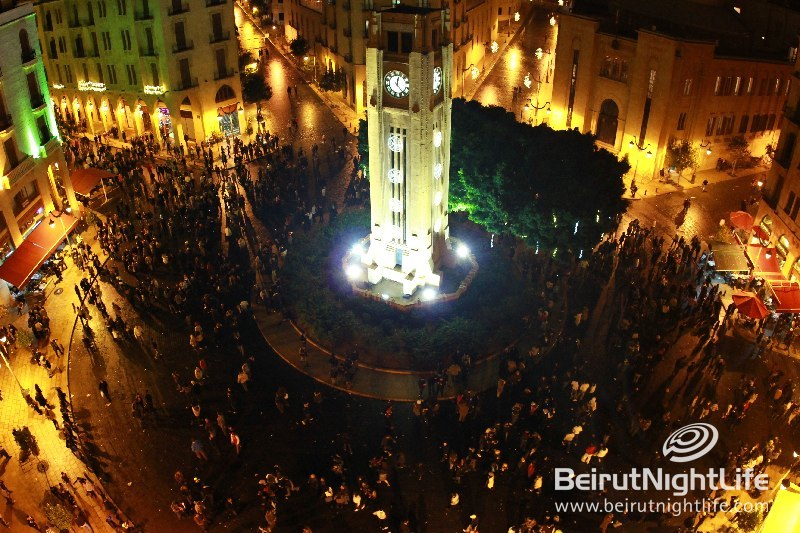 Beirut City Celebrates More than just the New Year