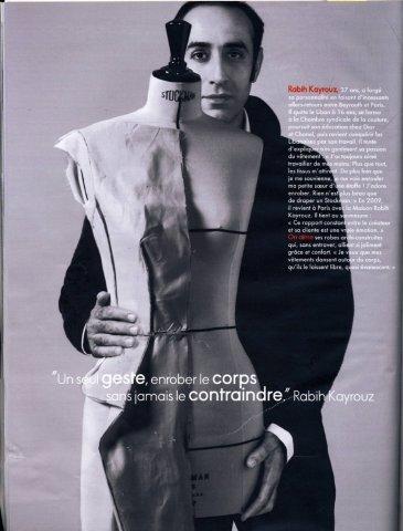 Rabih Kayrouz – Architect of the Female Body