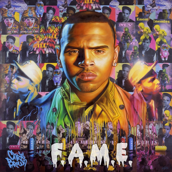 Chris Brown Releases His Fourth Album F.A.M.E.