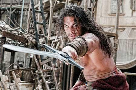Pre Screening of Conan the Barbarian at Grand Cinema