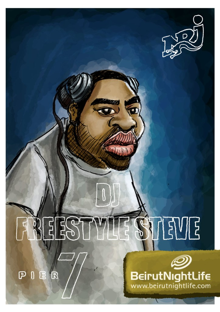 Shake Your Rump at Pier 7 with DJ Freestyle Steve!