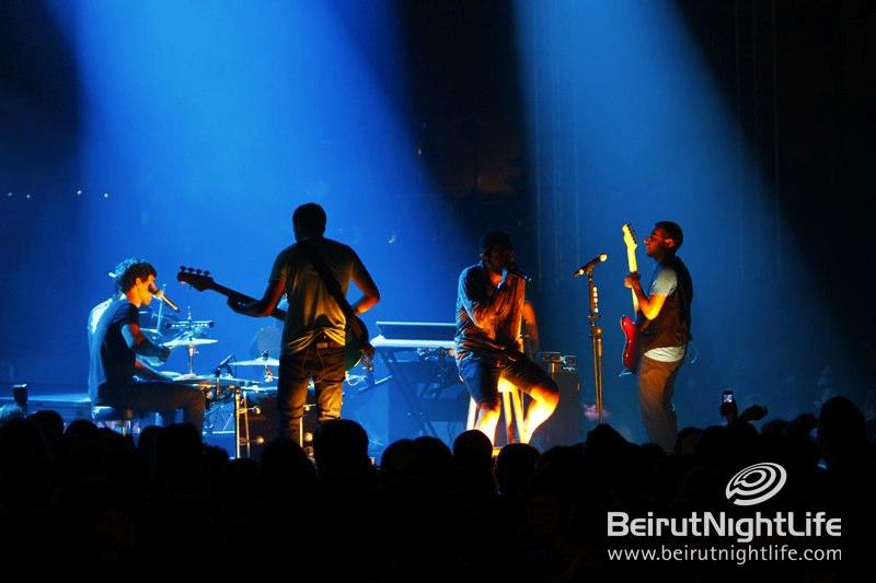 Mashrou' Leila's El Hal Romancy EP Launch Concert