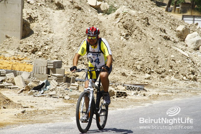 Lebanon Pentathlon 2011: Jam Packed Fun in One Day