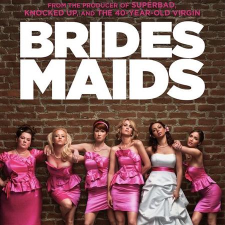 Monday Movie Review: Bridesmaids