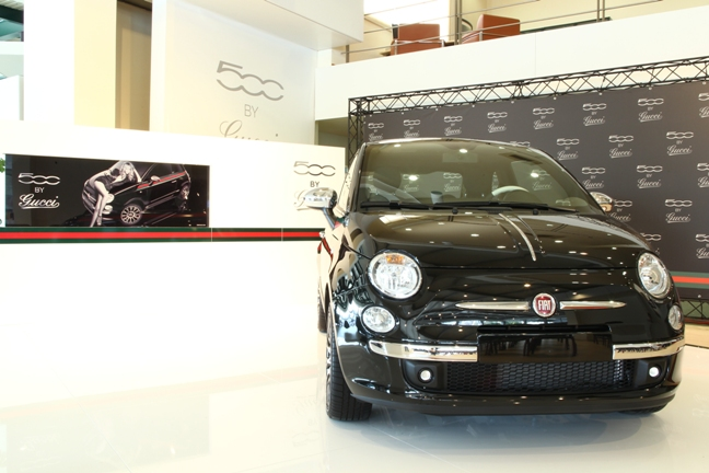 Fiat 500 by Gucci Finally in Lebanon