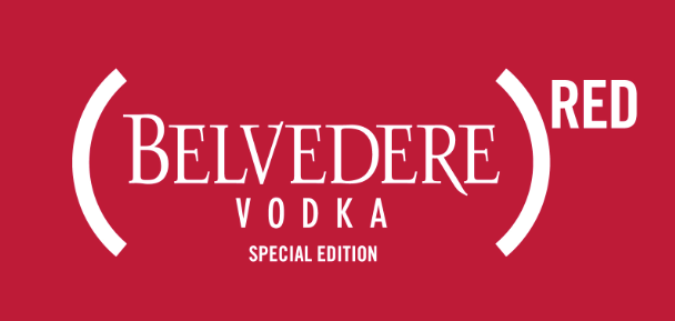 Belvedere Vodka with RED: Drink Safely While Helping Others