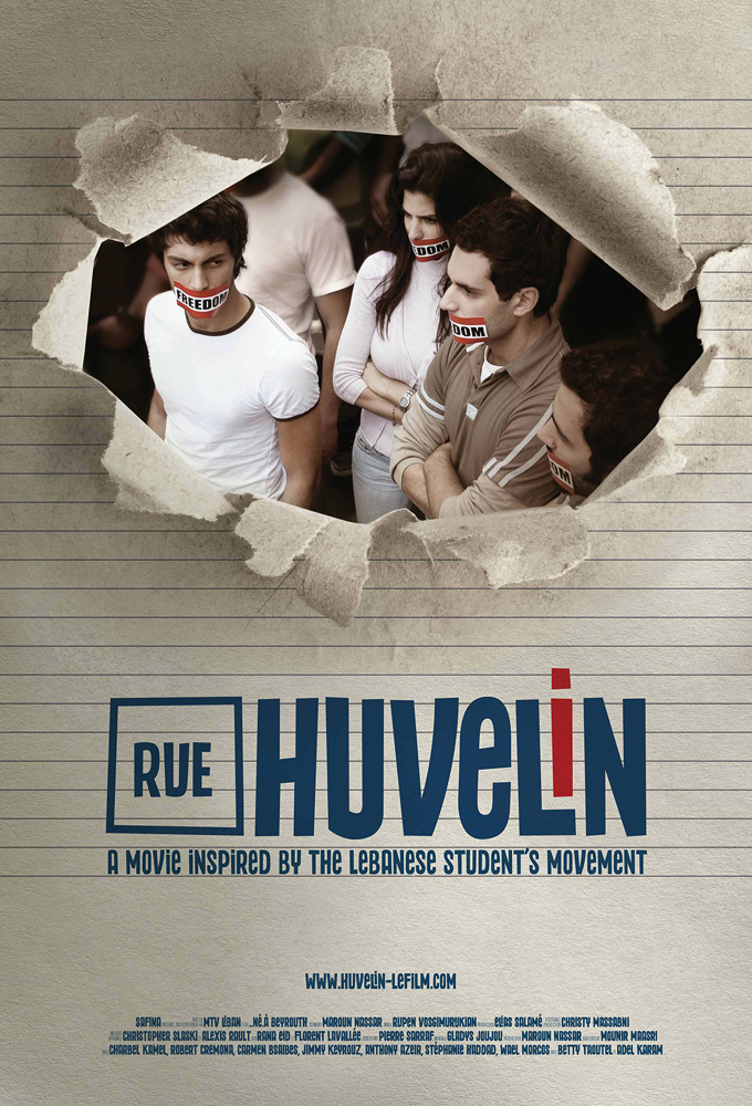 After International Success Rue Huvelin Comes to Lebanon