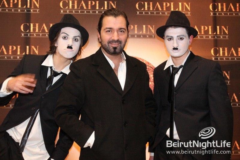 Chaplin Resto/Lounge Opens in Downtown