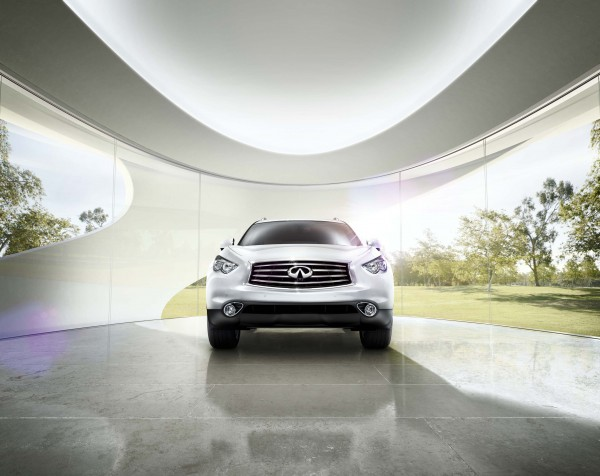 Infiniti's Enhanced Fx Crossover Delivers Even More Inspired Performance