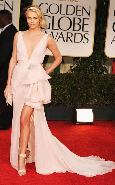 Vogue's Best Dressed at the 2012 Golden Globes