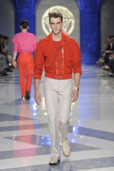 Versace Sexy Men's SS2012 Collection