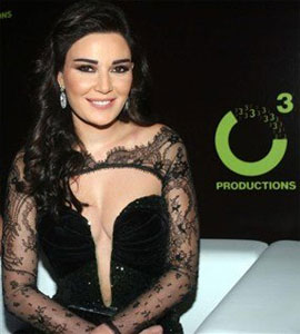 Cyrine Abdel Nour is all Cleavage!