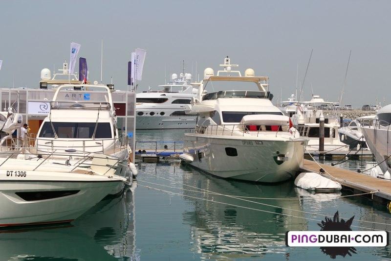 Attention Sea Lovers: The Dubai International Boat Show 2012 has Begun!