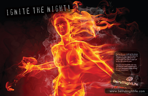 Ignite The Night: Lebanon's To Do List April 19th-23rd