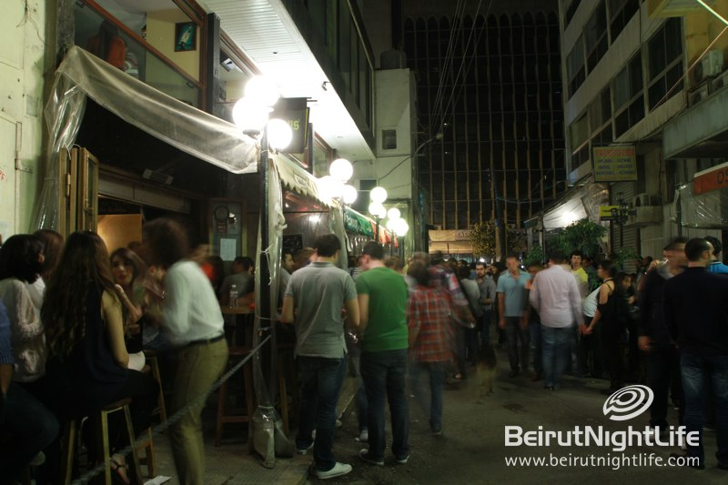 Hamra: A Booming Night Life Hub in Beirut
