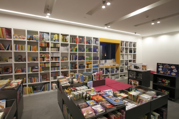 Librairie Antoine Opens 'Antoine iD' in Beirut Souks
