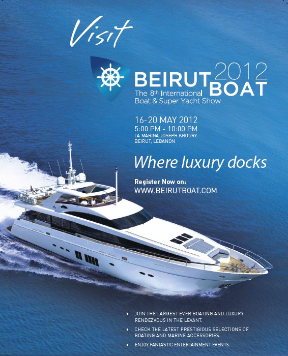 Launching the 8th Edition of the Beirut Boat Show