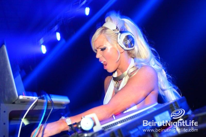Lebanon Welcomes the World's Sexiest DJ