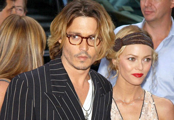 Johnny Depp and Vanessa Paradis Split After 14 Years Together