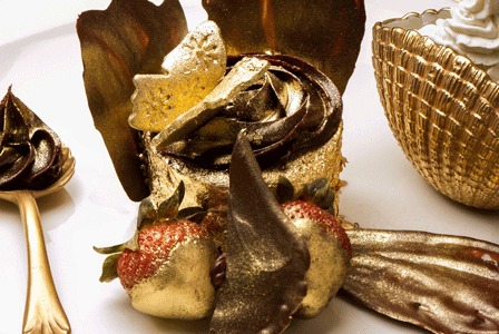World's Most Expensive Cupcake for US$1,007 in Dubai