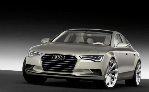 2012 Audi A7:  Prestige, Functionality and Sportiness