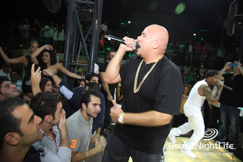 "Fat Joe had Everyone ""Lean Back"" at Pier 7"