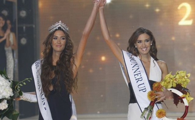 Rina Chibany in 11th place on Missosology's hot picks list of Miss Universe 2012