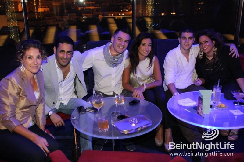 A Small World Soiree at Bar ThreeSixty