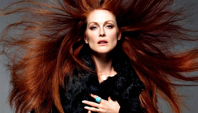 Julianne Moore named global brand ambassador for L'Oreal