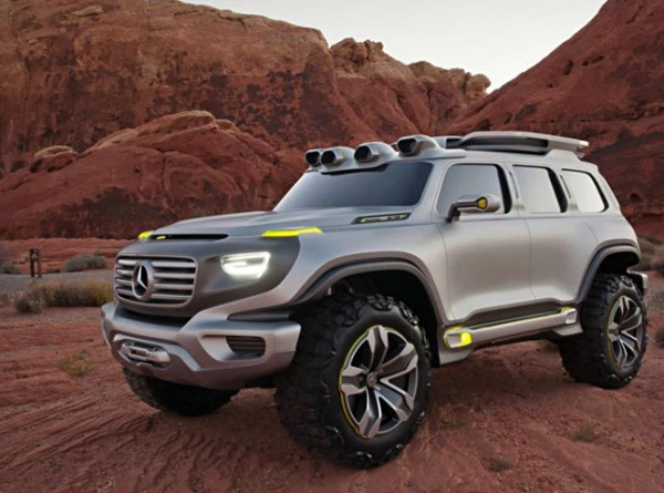 Mercedes Benz Ener-G-Force